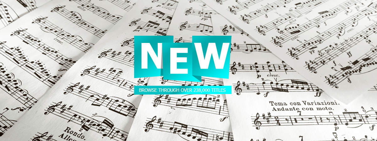 Download most popular sheet music notes, chords and tabs. Browser through over 238,000 titles