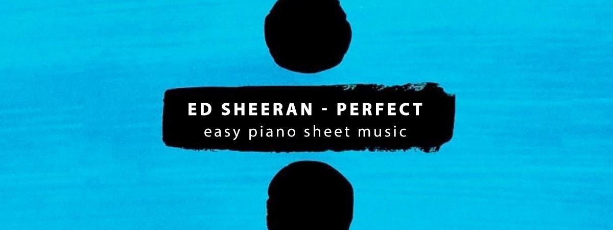 Ed Sheeran, perfect